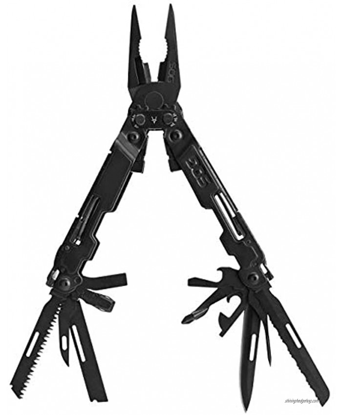 SOG PA2002-CP PowerAccess Deluxe Multi-Tool Black