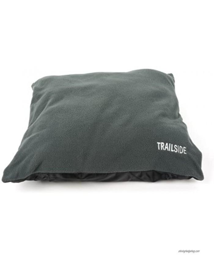 Trailside Square Microfleece Pillow
