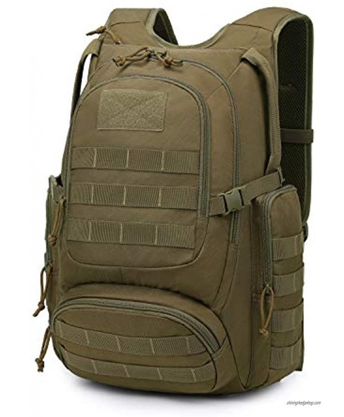 Mardingtop 25 30L Tactical Backpacks Molle Hiking daypacks for Camping Hiking Military Traveling Motorcycle