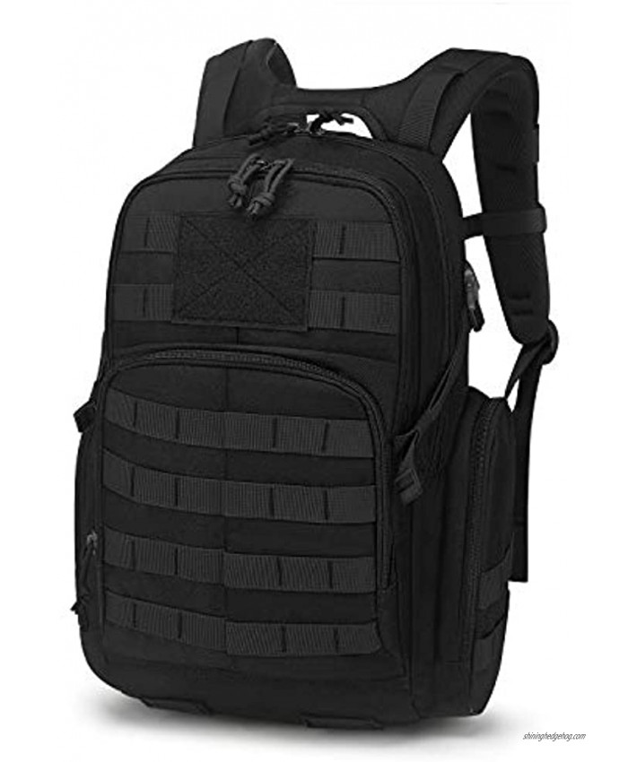 Mardingtop Tactical Backpack 25L 35L 40L Military Backpack for Army Molle Motorcycle Hiking Camping Traveling