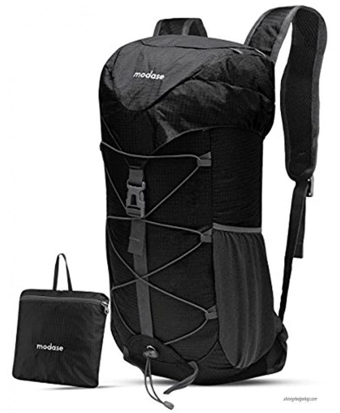 modase Backpack Hiking Backpack Large 40L Lightweight Water Resistant Travel Backpack Daypack