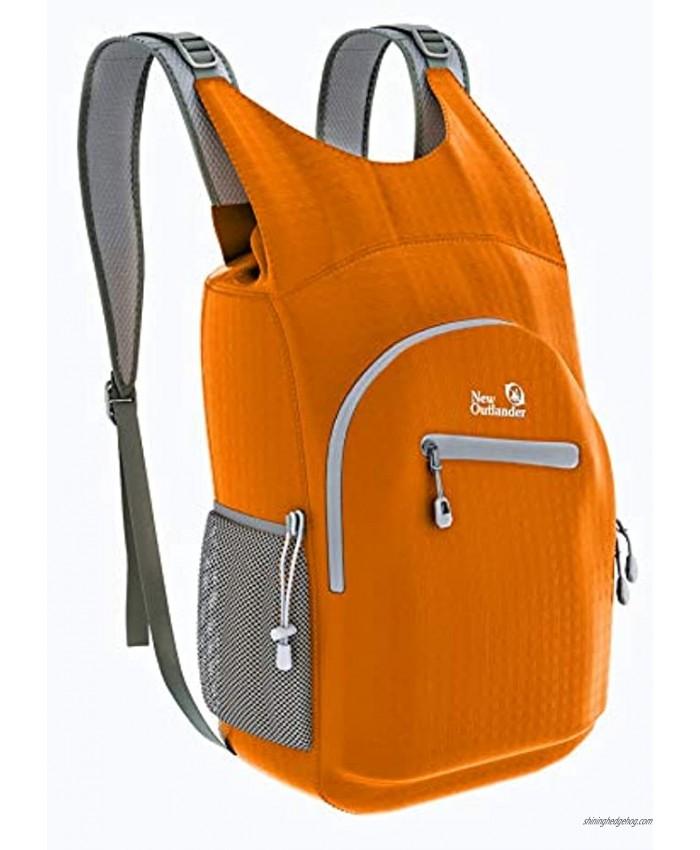 Outlander 100% Waterproof Hiking Backpack Lightweight Packable Travel Daypack